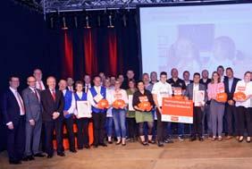 10.000 Euro Fördergelder an Vereine übergeben