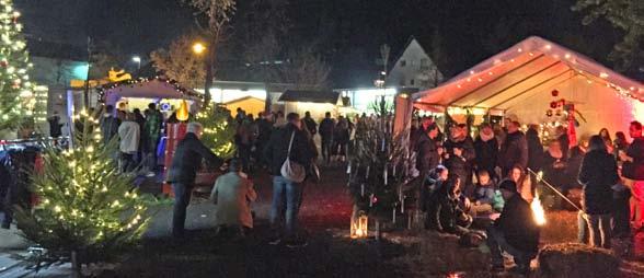 Waldbröler Weihnachtsmarkt 2017