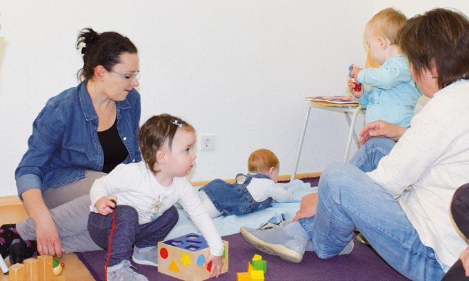 Junge mütter kennenlernen