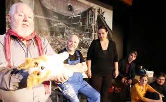 "WKTheater präsentierte ""CHIHUAHUA"""