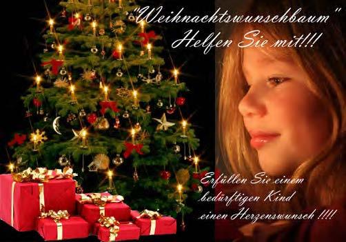 Kinder können sich auf Weihnachten freuen