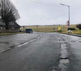 Ortsdurchfahrt in Schönenbach wird saniert
