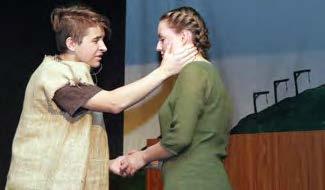 HGW Theatergruppe mit grandioser Leistung