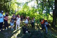 Waldbröler Krimiwanderung am 14. Mai