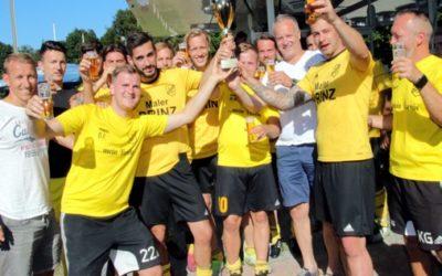 Kampf um Bürgermeister-Pokal