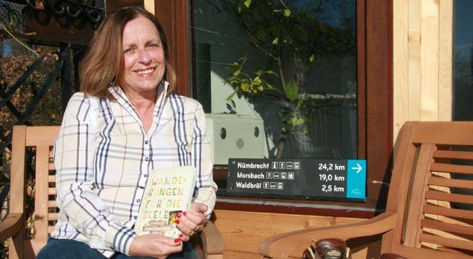 """""""Wanderungen für die Seele"""" Dorothee Bastians Buch entzückt – Wandern macht glücklich"""