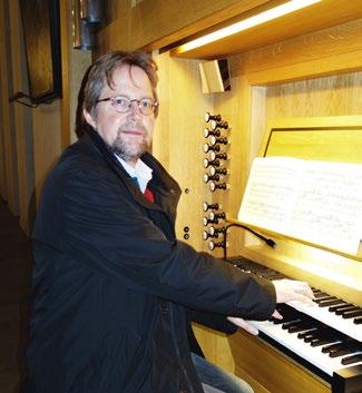 Jubiläumskonzert – 10 Jahre Fasen-Orgel