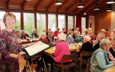 Langeweile wird zum Fremdwort Interessante Freizeitangebote für Senioren