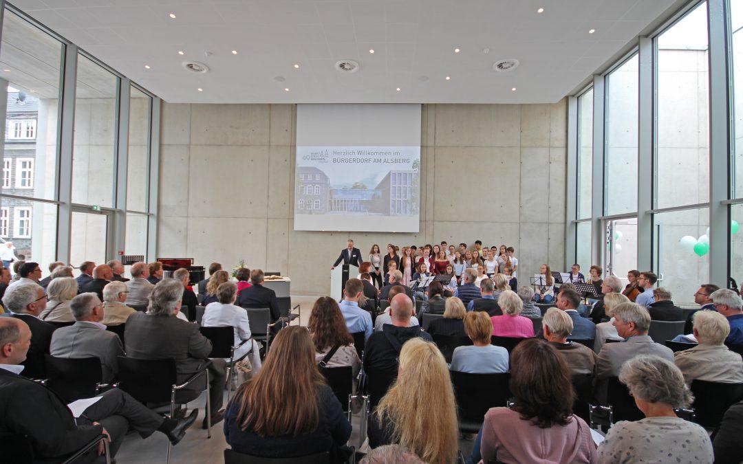Benutzungsordnung für den Bürgersaal im Bürgerdorf am Alsberg