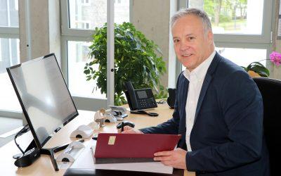 Bürgermeister Peter Koester