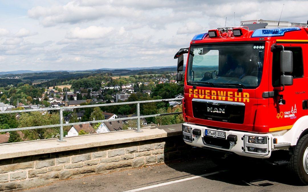 Feuerwehr in Digital