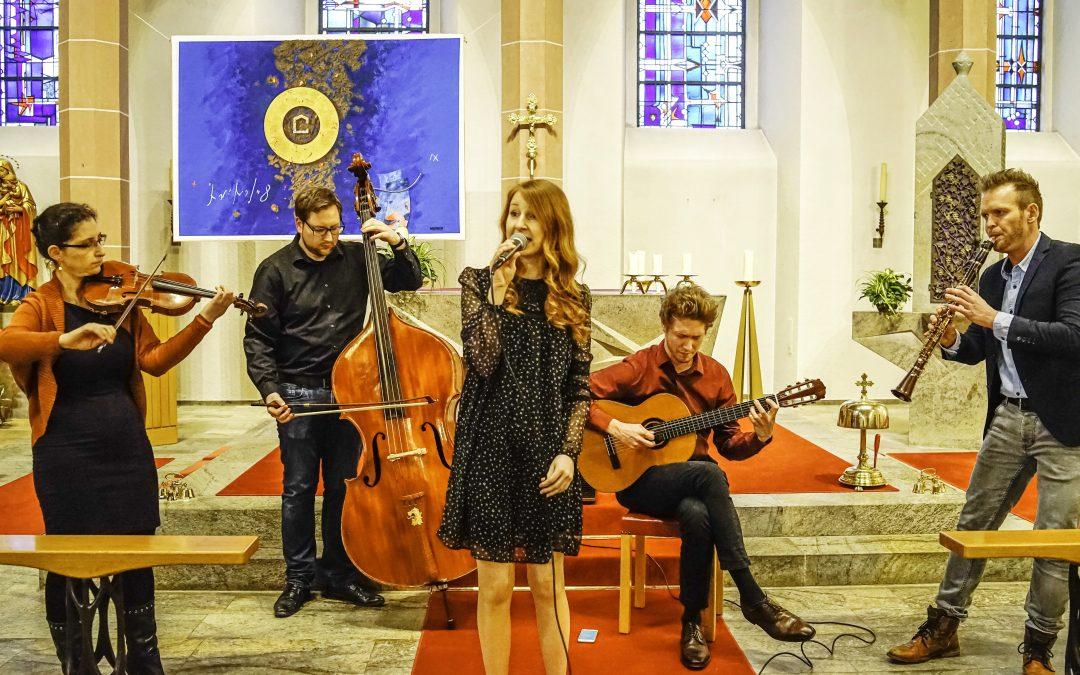 """""""Masa"""" – eine Reise in die Welt des Klezmers mit dem Ensemble crazy freilach"""