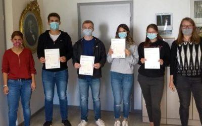 Hollenberg-Gymnasium Waldbröl – Cambridge Certificate erfolgreich bestanden