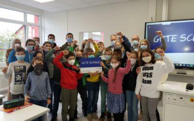 Neue naturwissenschaftliche Fachräumeam HGWeingeweiht