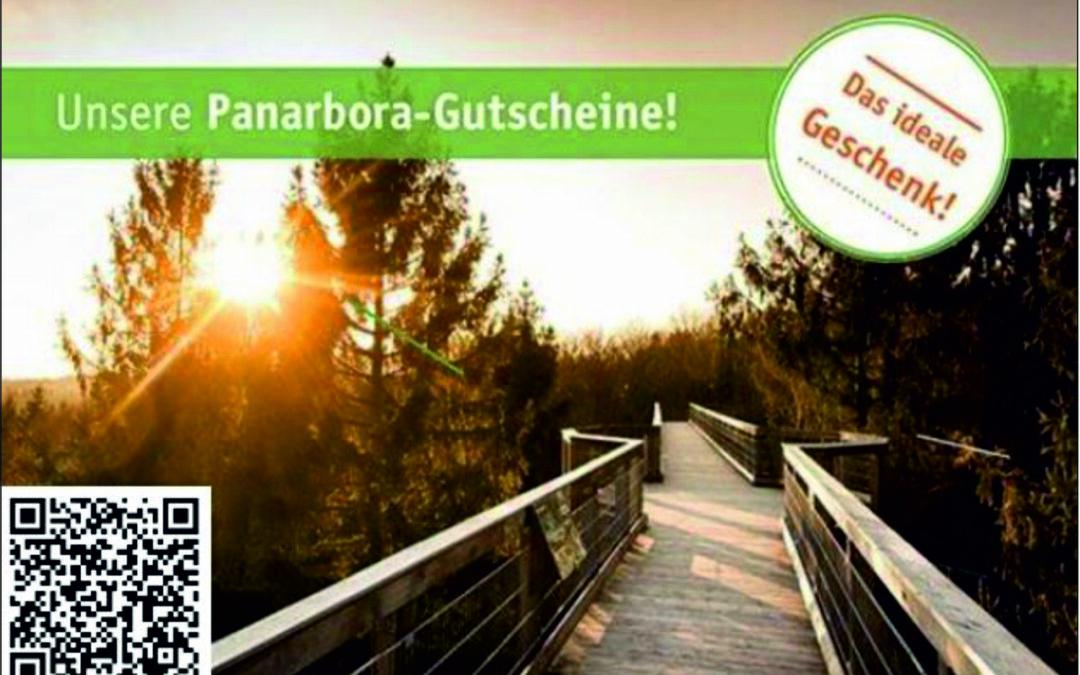Das passende Ostergeschenk – Panarbora-Gutscheine