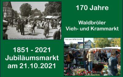 170 Jahre Waldbröler Vieh- und Krammarkt